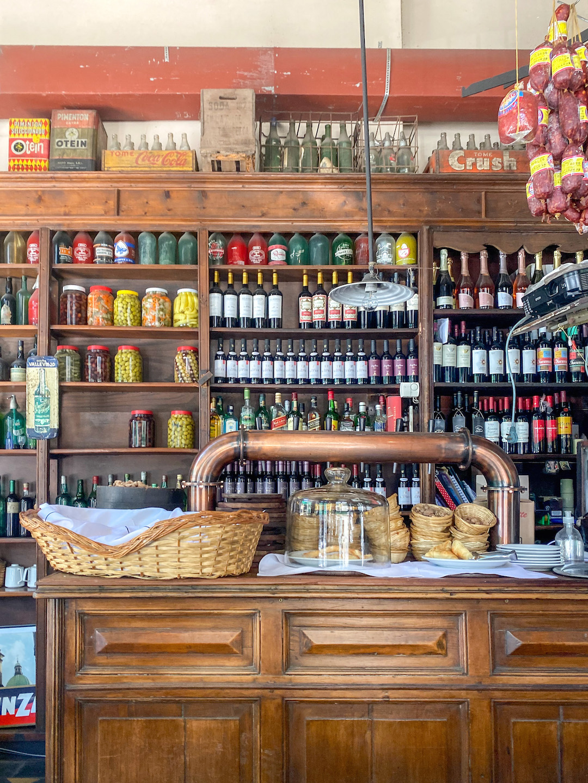 La Poesia Cafe Interior, Buenos Aires
