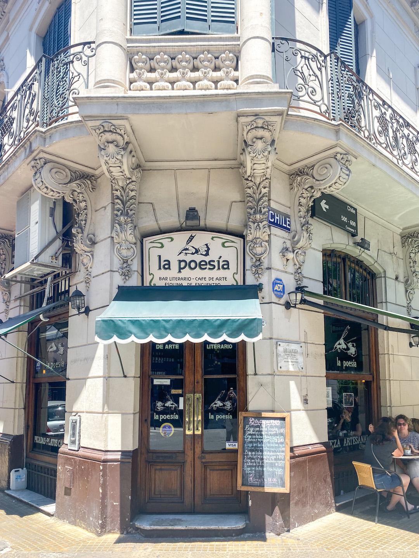 La Poesia Cafe, Buenos Aires