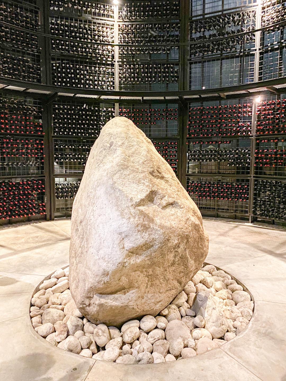 Piedra Infinita stone