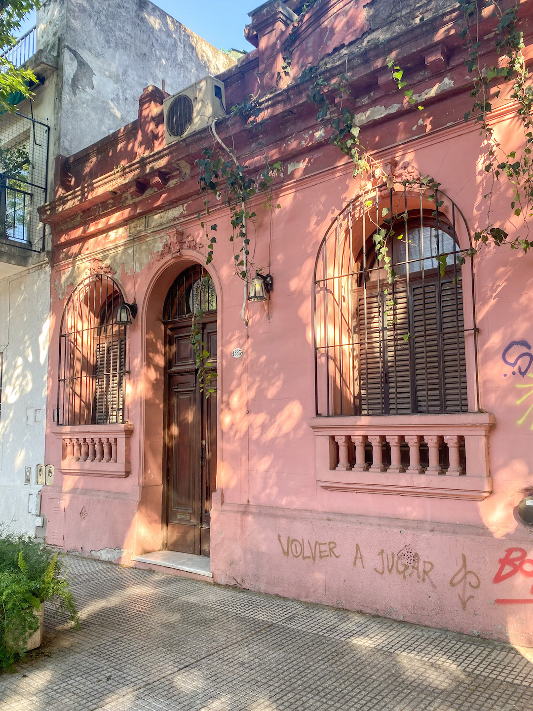 House in Palermo, Buenos Aires