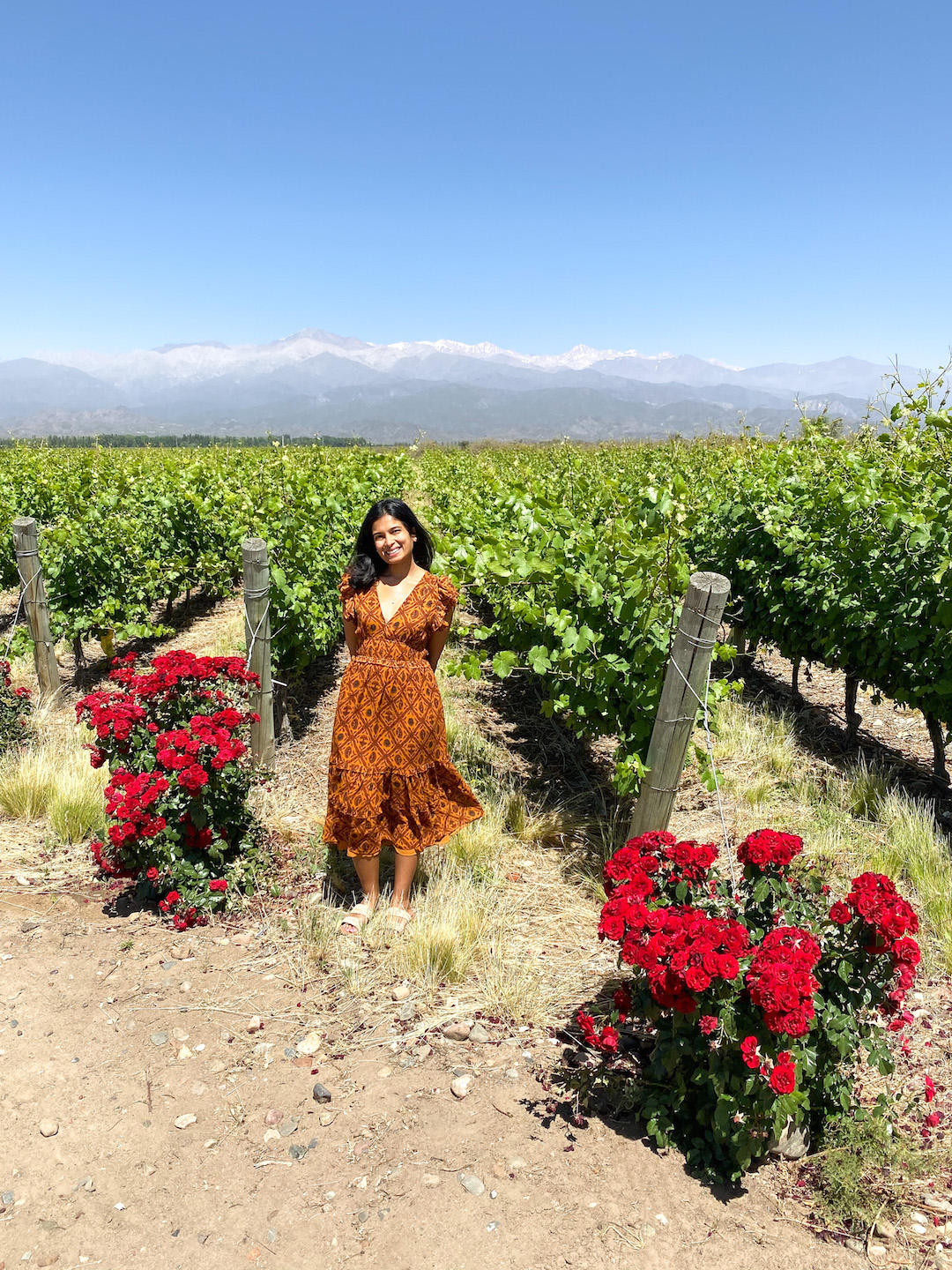 Her Travel Edit at Bodega Salentein Mendoza