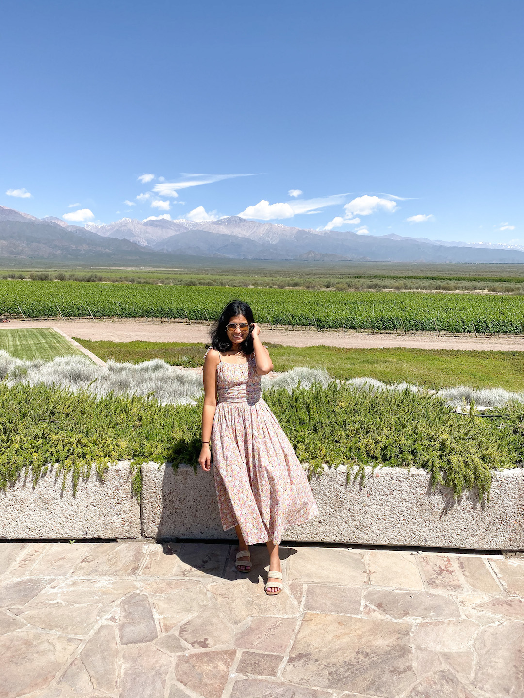 Her Travel Edit at Diam Andes Winery