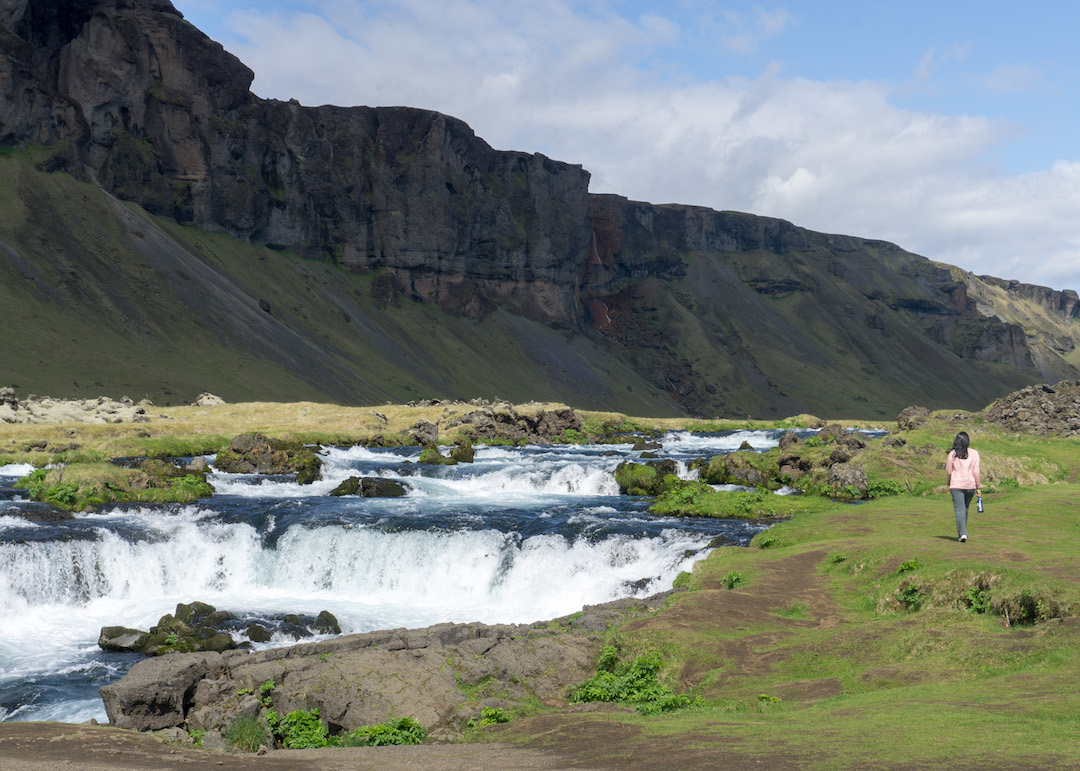 Fresh Spring Water, Iceland