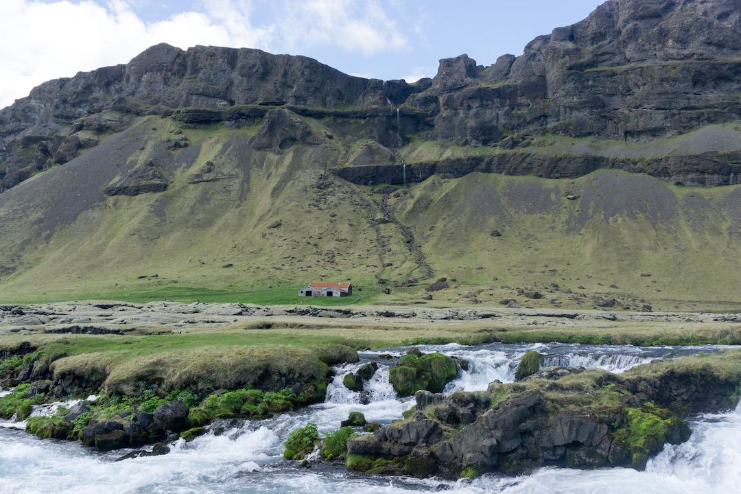 An Icelandic House