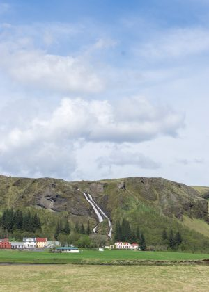 An Icelandic Town