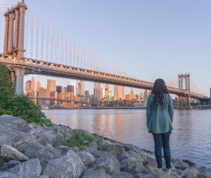 A New York City Sunrise