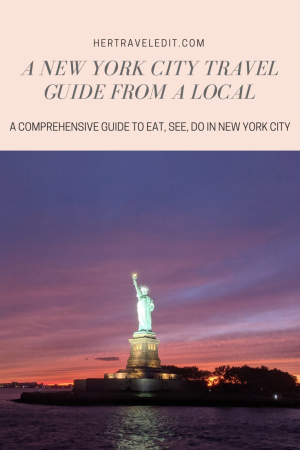 A Local's Guide to New York City
