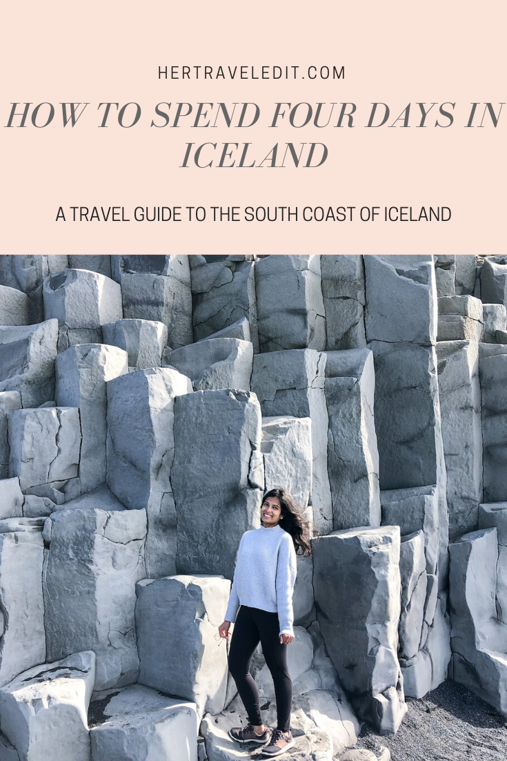 A Guide to Exploring the South Coast of Iceland in a Camper Van